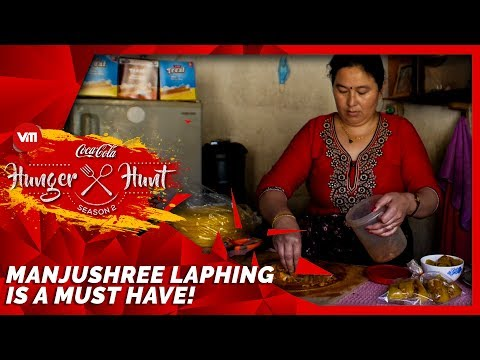 Manjushree Laphing Is A Must Have! | Hungerhunt | S02 EP12