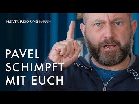 Pavel schimpft mit Euch: Adobe Bridge