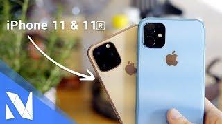 So werden das iPhone 11 & iPhone 11R aussehen! - Hands On (Dummy)    Nils-Hendrik Welk