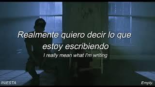 NF - Therapy Session (Sub. Inglés y Español) | Lyrics