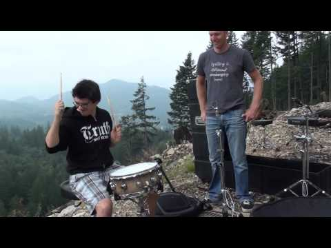 Cobus   Kings and Queens Drum Cover - Behind The Scenes