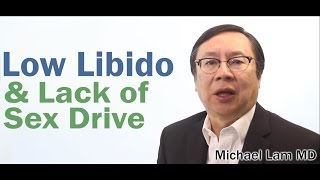 Low libido and lack of sex drive caused by Adrenal Fatigue