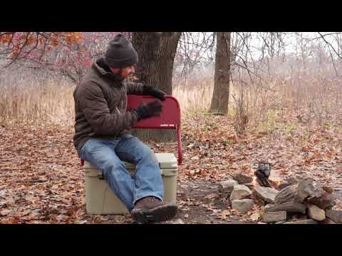 Cooler Rest Classic : Awesomely Easy Way To Turn Your Yeti Cooler Into A Chair