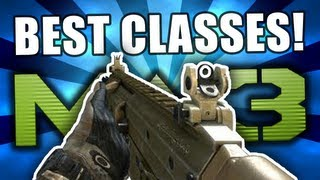 mw3 acr best gun classes ep 6 call of duty modern warfare 3 multiplayer gameplay