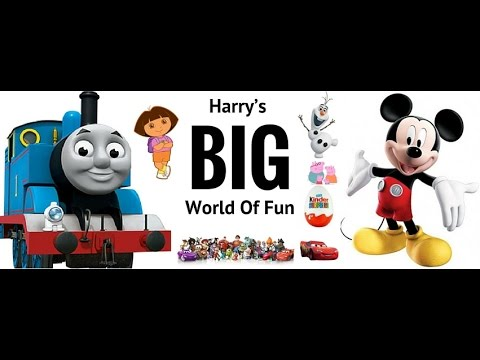 Thomas and Friends - Take N Play Collection - Captain from Toys R Us shop and opening toy trains
