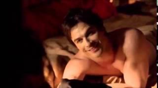 The Vampire Diaries | Delena classroom scene 5x17