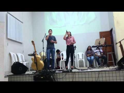Gabriela Rocha ft. Leonardo Gonçalves - Nossa canção(cover)