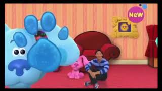 Blue's Clues & You: Getting Glasses With Magenta Ad!