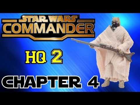 Star Wars Commander HQ2▐ CHAPTER 4: THE JUNDLAND GENERAL