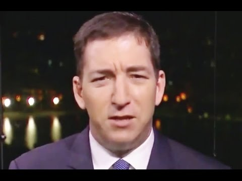 Glenn Greenwald Sets The Record Straight On The CIA & Russia