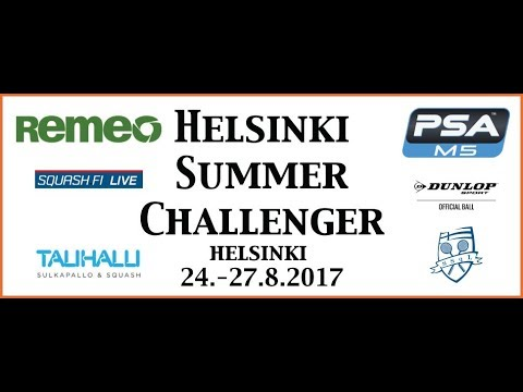 Remeo Helsinki summer Challenger day 2