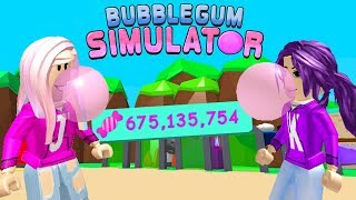 SPENDING 675,000,000 CANDIES ON PETS! / Roblox: Bubble Gum Simulator