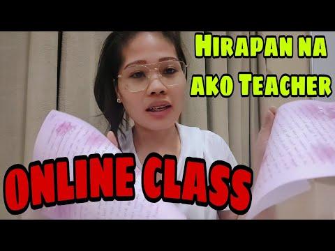 Module ni Teacher Make sure you watch this!