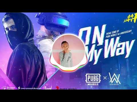 Dj On My Way - Alan Walker | By Rahmat Tahalu Version 2019 Terbaru