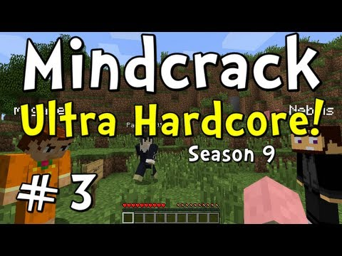 """Mindcrack UHC S9 E3 """"So Much Death"""""""