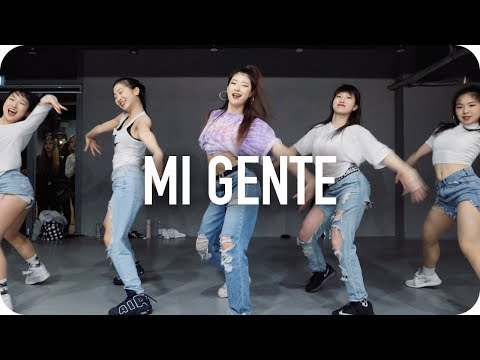Mi Gente - J Balvin, Willy William ft. Beyoncé / Youjin Kim Choreography