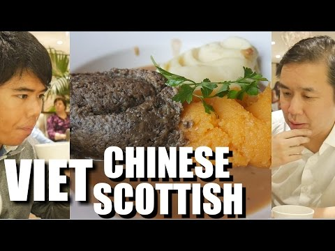 The Vietnamese in Scotland. from HAI PHONG to EDINBURGH: Viet Kieu To Cach Lan