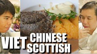 The Vietnamese in Scotland. from HAI PHONG to EDINBURGH: Viet Kieu To Cach Lan