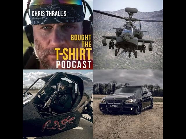 AWESOME Trailer For Thursday's 7pm Premiere! | Chris Vosper | Commando Apache Gunship Pilot