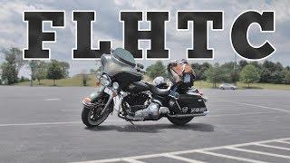 1990 Harley Davidson FLHTC Electra Glide