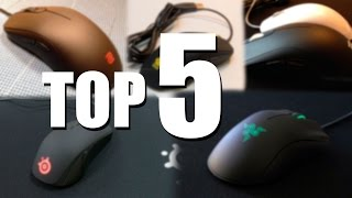 TOP 5 Mouse mais utilizados por pro-players de CS GO