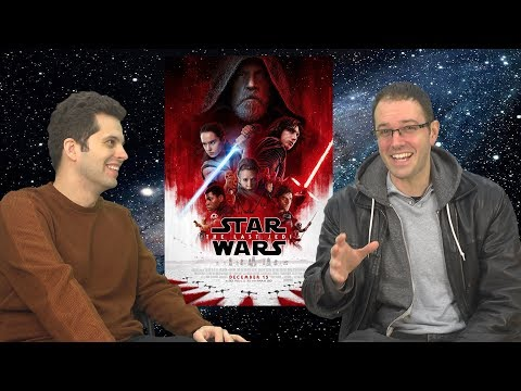 Star Wars: The Last Jedi - Movie review (Spoiler section)