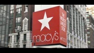 Macy's Manhattan - New York