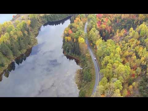 Tahawus Iron Mines - Newcomb, NY - Adirondack Drone