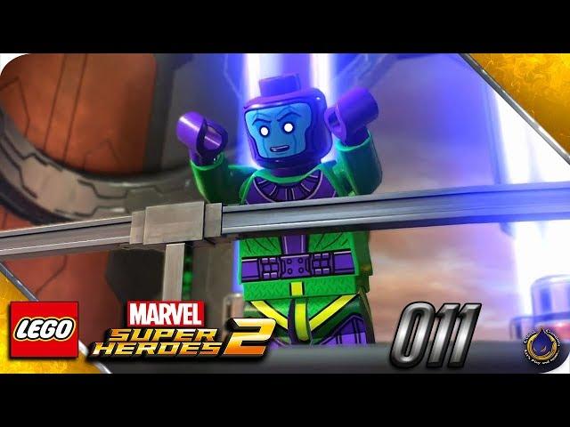 Let's Play LEGO MARVEL SUPERHEROES 2 💥 [011] Der Wunsch zur Weltherrschaft