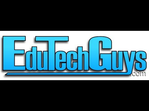 EduTechGuys Live Stream - ADE Computer Science Conference 2018