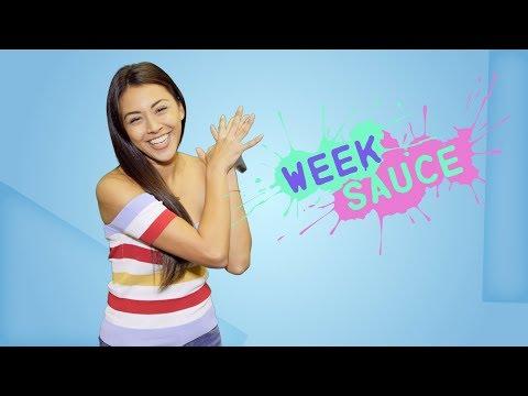 Week Sauce with Jessica Lesaca - Episode 17