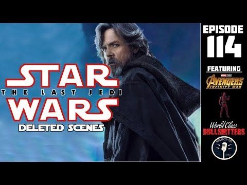 The Last Jedi's Deleted Scenes Really Do Suck - WCBs114