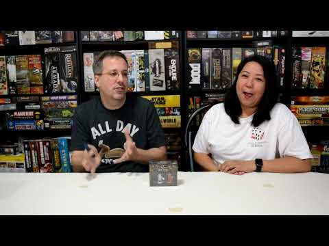 Unboxing of A Song of Fire and Ice Promo for CMON Game of Thrones
