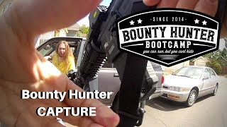 Mom! Mommy! Mum! What did you do! Bounty Hunter Capture