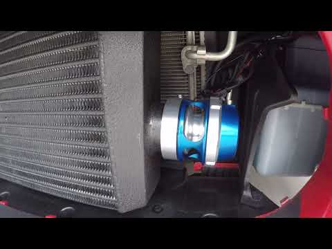 TURBO FRS Blow Off Valve Sounds