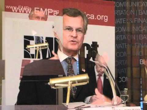 EMPact America  Press Conference Standing Up to Ahmadinejad (2011)