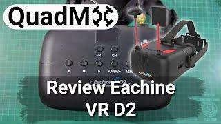 Review Eachine VR D2 - Español