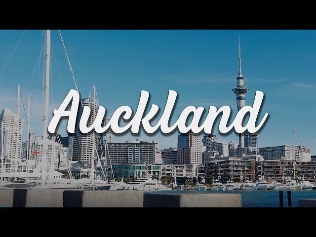Vivir en Auckland - Una de las mejores ciudades del mundo