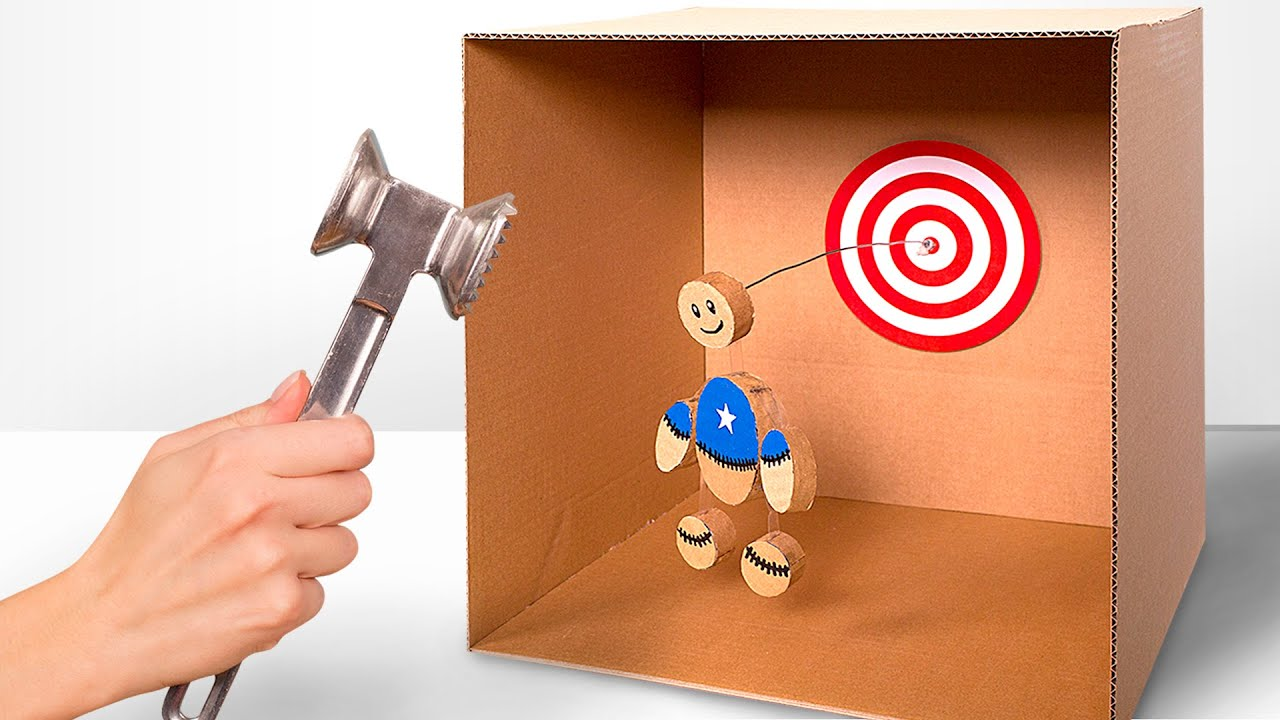 Download DIY KIck the Buddy Game from Cardboard