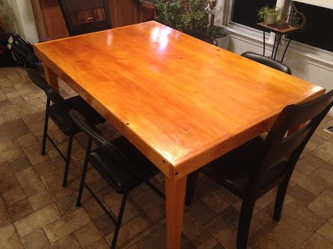 sc 2x4 dining table sc 2x4 dining table   youtube  rh   youtube com