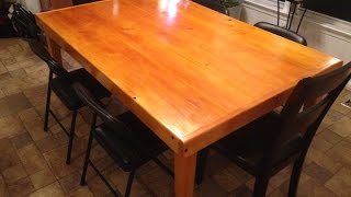 SC 2x4 Dining Table
