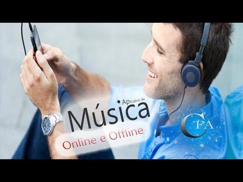 Saiu! Melhor Aplicativo de  Música estilo Spotify  Online e Offline Grátis