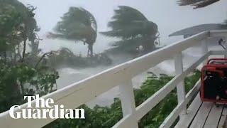 Hurricane Dorian leaves trail of destruction across the Bahamas