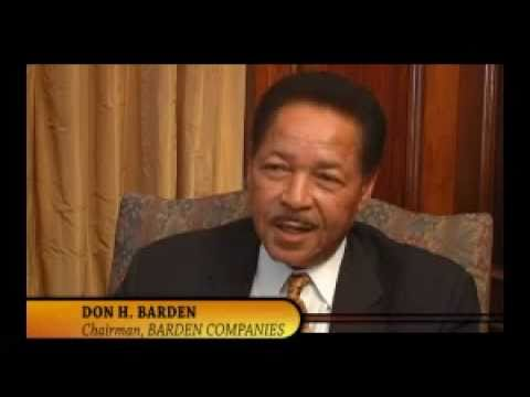 DON BARDEN:  THE DON BARDEN STORY