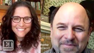 Julia Louis-Dreyfus, Jason Alexander Talk 'Seinfeld'