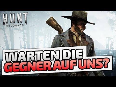 Warten die Gegner auf uns? (Frank Smith) - ♠ Hunt: Showdown ♠ - Deutsch German - Dhalucard