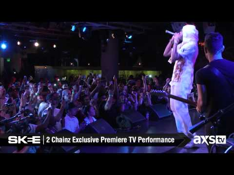 """Exclusive: 2 Chainz performs """"Feds Watching""""LIVE on Skee Live"""