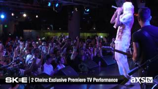 "Exclusive: 2 Chainz performs ""Feds Watching""  LIVE on Skee Live"