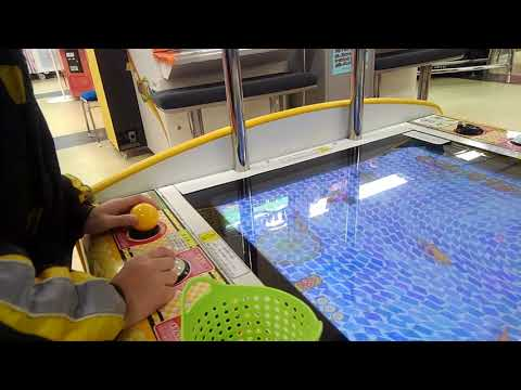 Lizadreams:  Itoyokado Games  Center Fish Games