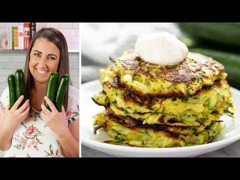 how-to-make-easy-zucchini-pancakes-(zucchini-fritters)
